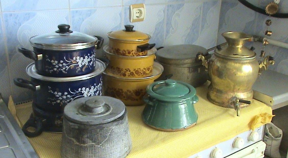 ظروف سالم برای پخت و پز